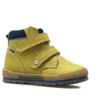 Bartek Półbuty profilaktyczne 91776 żółty