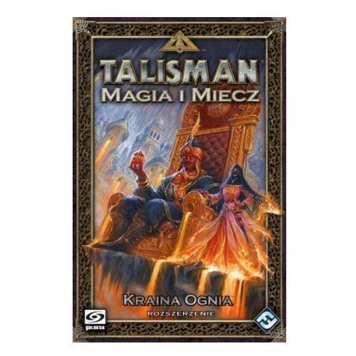 OKAZJA - Galakta gra talisman - kraina ognia