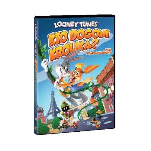 Looney Tunes: Kto dogoni Królika? (DVD) (7321909338081)