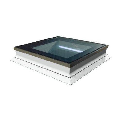 Okno do płaskiego dachu OKPOL PGX A1 LED 120x220, PGX A1 LED 120x220