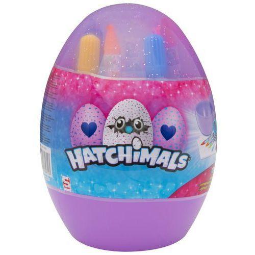 Jajko - zestaw kreatywny Hatchimals