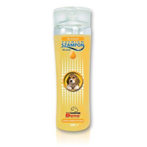 Certech super beno premium - szampon do sierści szczeniąt 200ml (5905397014409)