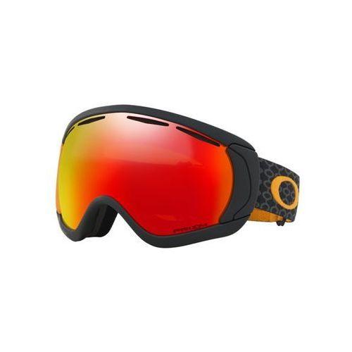 gogle snowboardowe OAKLEY - Aksel Canopy Skygger Blkorg W/Prizmtorch (76) rozmiar: OS