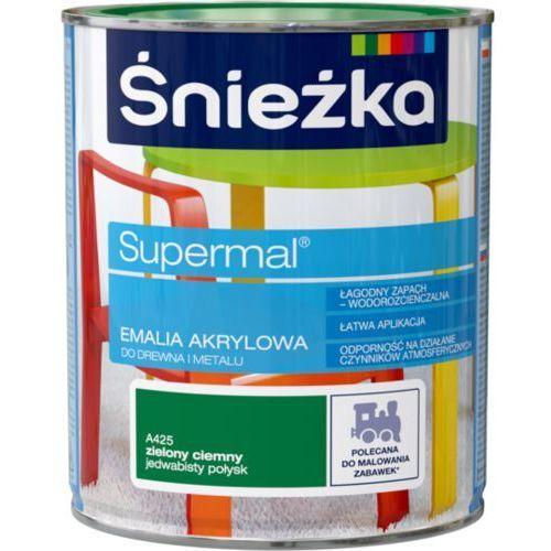 Ffil śnieżka s.a. Śnieżka supermal® emalia akrylowa jedwabisty połysk