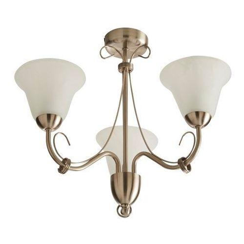 Lampa sufitowa dives 3 x 60 w e14 chrom marki Colours