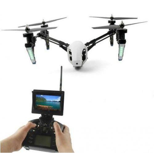 Dron RC WLtoys Q333A 5.8GHz kamera 720p FPV RTF #E1