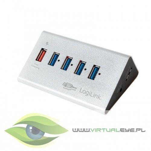 HUB USB LogiLink Logilink USB 3.0 4-Port active - UA0227 Darmowy odbiór w 21 miastach!