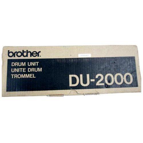 Wyprzedaż oryginał bęben du2000 27705 do fax 2000p instafax 2000p | 12 000 str. marki Brother