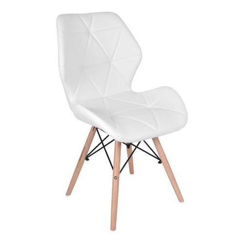 Krzesło Rennes Białe