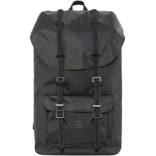 Herschel Little America Plecak czarny 2018 Plecaki szkolne i turystyczne