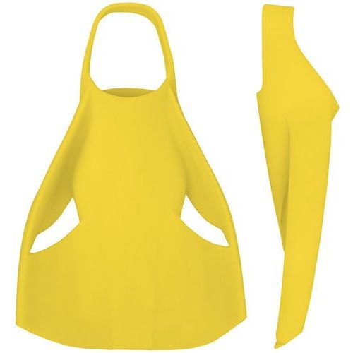 Finis Edge Fin - płetwy treningowe (żółty)