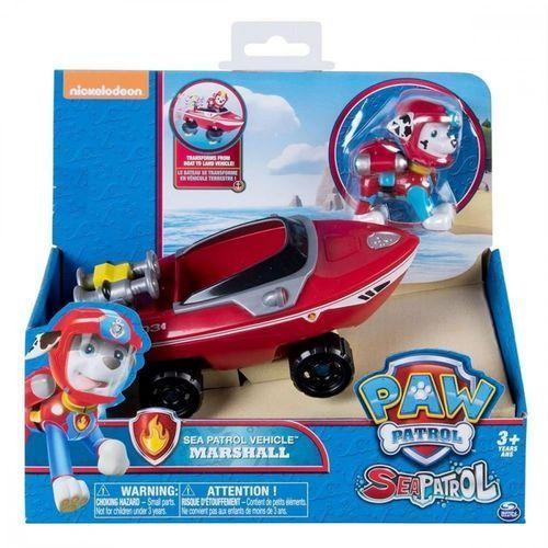 Spin Master PSI PATROL Morski Patrol Pojazd tematyczny Marshall (5902002057936)