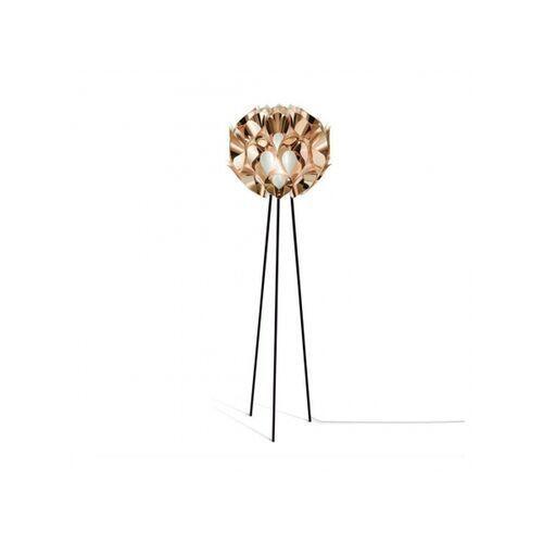 Lampa podłogowa FLORA COPPER, kolor Miedziany