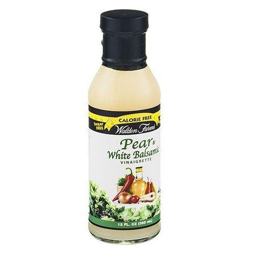 salad dressing - 355ml - pear whit ebalsamic vinegrette marki Walden farms