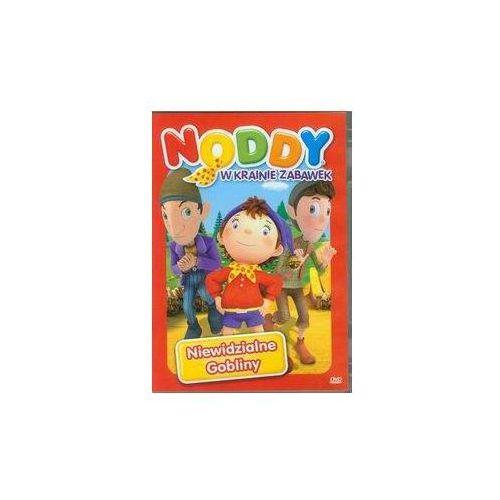 Film noddy w krainie zabawek: niewidzialne gobliny (nowa seria) noddy in toyland marki Cass film