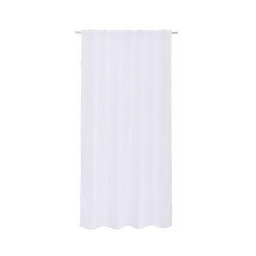 Inspire Firana na taśmie polyone 140 x 280 cm biała