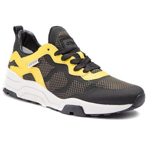 Sneakersy GUESS - FM6FIS FAB12 BLKYE, w 7 rozmiarach