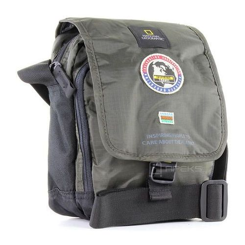 d6380b1c6bc5c National geographic explorer mała torba / saszetka na ramię / n01105.11 -  khaki (4006268611893)