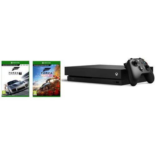 OKAZJA - Konsola Microsoft Xbox One X 1TB
