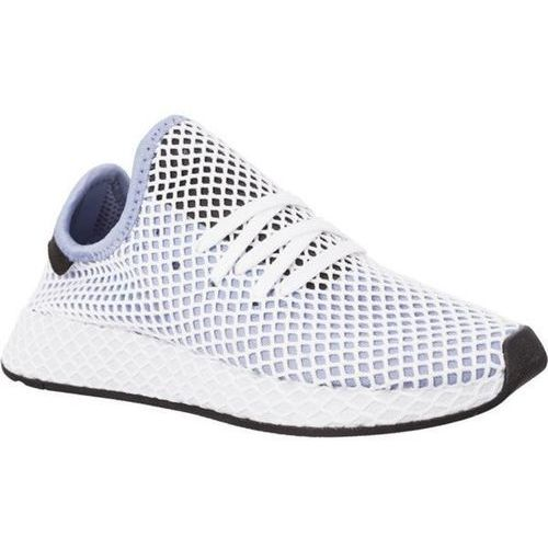 originals trampki niskie 'deerupt runner' niebieski / biały marki Adidas