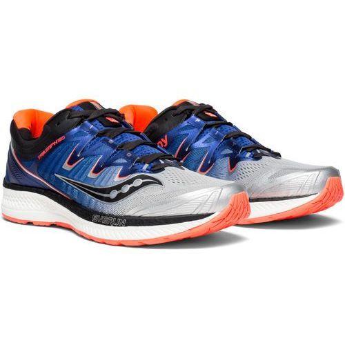 saucony Triumph ISO 4 Buty do biegania Mężczyźni szary/niebieski US 8,5 | 42 2018 Szosowe buty do biegania (0884547883933)