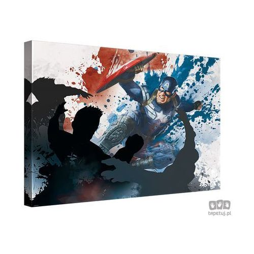 Obraz MARVEL Capitan America: The Winter Soldier PPD337