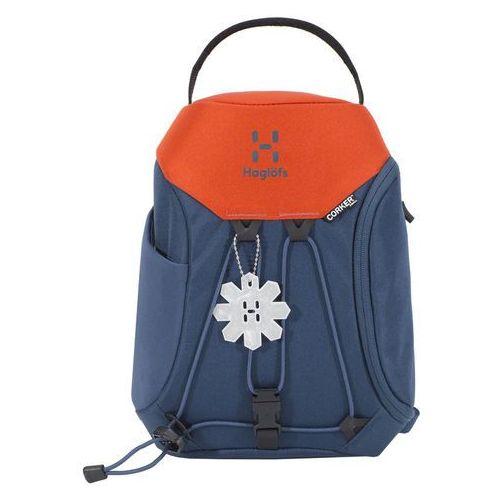 Haglöfs corker x-small plecak dzieci 5l niebieski 2018 plecaki szkolne i turystyczne (7318841034430)