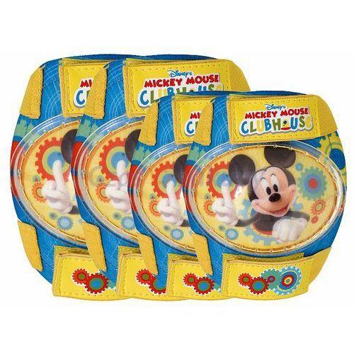 Stamp Ochraniacze na łokcie i kolana Mickey