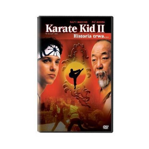 Karate kid 2 (DVD) - John G. Avildsen