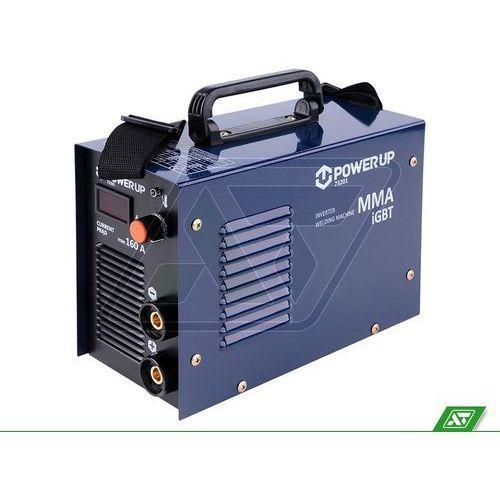 Spawarka inwerterowa Power Up 160 73201, towar z kategorii: Spawarki inwertorowe