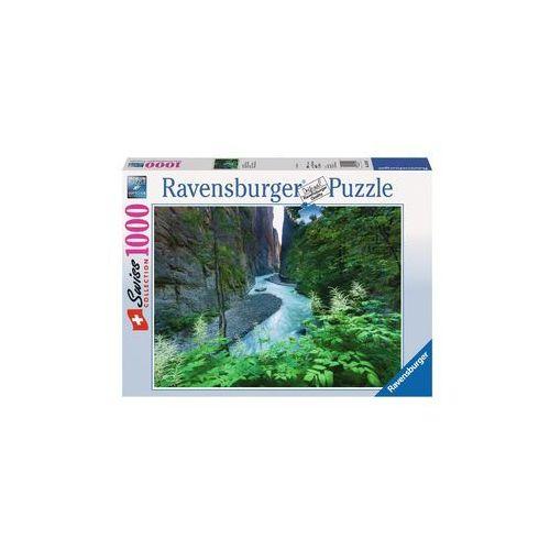 Ravensburger 1000 EL. Aareschlut w Szwajcarii, 453005