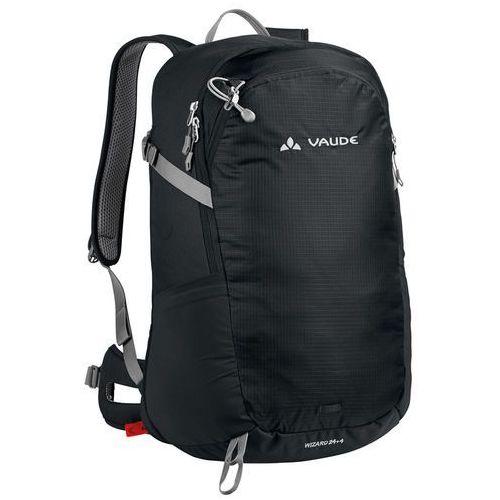 Vaude wizard 24+4 plecak podróżny black (4052285204990)