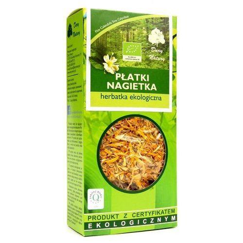 Dary natury - herbatki bio Dary natury płatki nagietka herbatka ekologiczna 25g