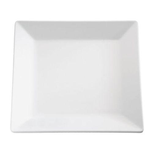 Aps Półmisek kwadratowy z melaminy   biały   różne wymiary