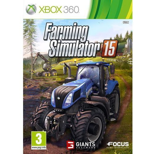 Farming Simulator 15 (Xbox 360)