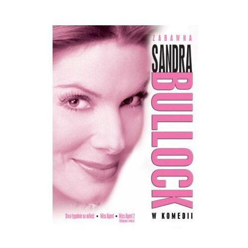 Zabawna Sandra Bullock w komedii (3xDVD) - Marc Lowrence, John Pasquin, Donald Petrie, towar z kategorii: Romanse