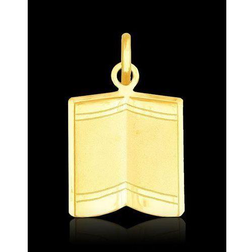 ?wisiorek ?,złoto 585/14k z kategorii Dewocjonalia