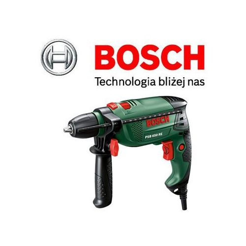 OKAZJA - Bosch PSB 650 RE