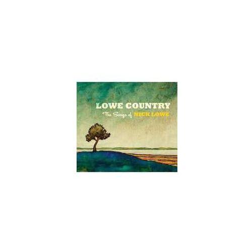 Warner music / ada global Lowe country - the songs of nick