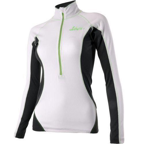 Silvini koszulka termoaktywna Locone WT910 White-Lime XS (8596016058132)