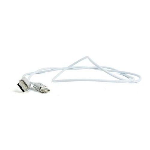 Kabel usb 2.0 magnetyczny usb c 1.0m srebrny marki Gembird