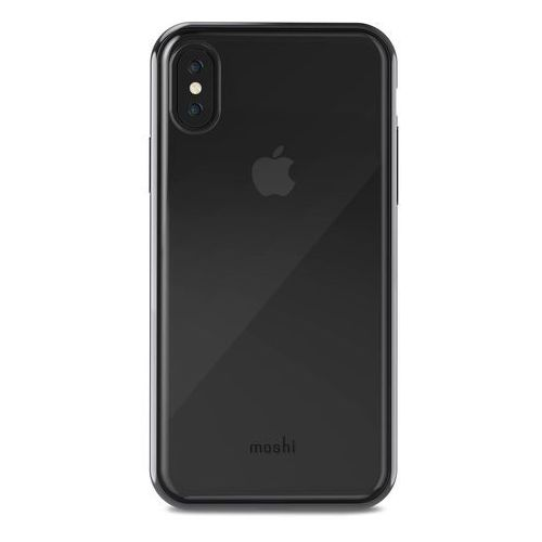 vitros - etui iphone x (raven black) marki Moshi