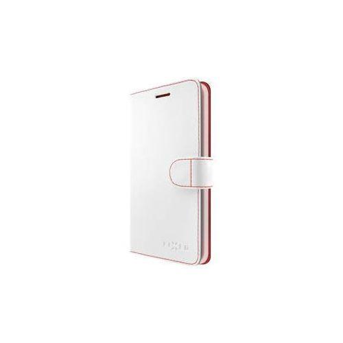 Pokrowiec na telefon fit dla apple iphone 7 (fixfit-100-wh) białe marki Fixed