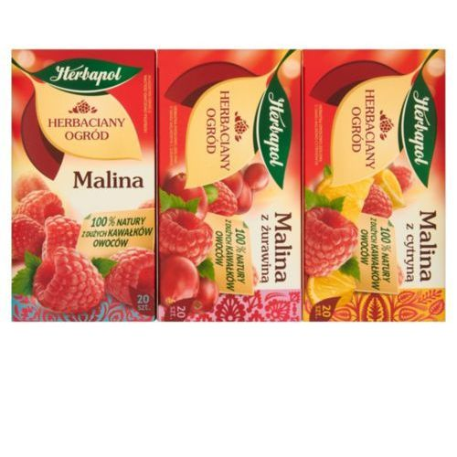 Herbata eksp. HERBAPOL Herbaciany MIX 6 opakowań. Najniższe ceny, najlepsze promocje w sklepach, opinie.