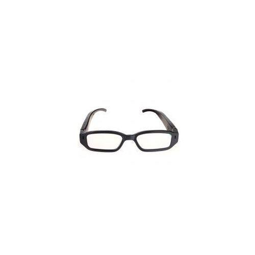 Okulary przeciwsłoneczne z kamerą, kolor żółty