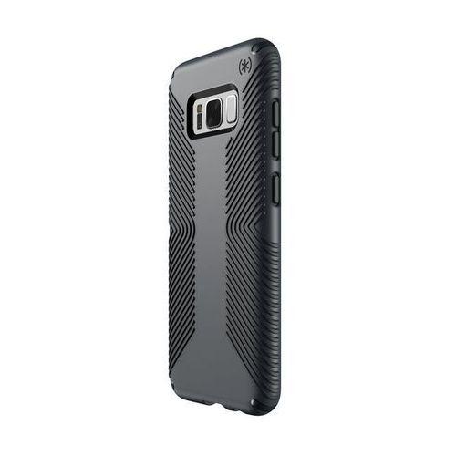 Speck Presidio Grip - Etui Samsung Galaxy S8 (Graphite Grey/Charcoal Grey), kolor szary