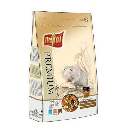 Vitapol  premium pokarm dla myszy i myszoskoczka 800g