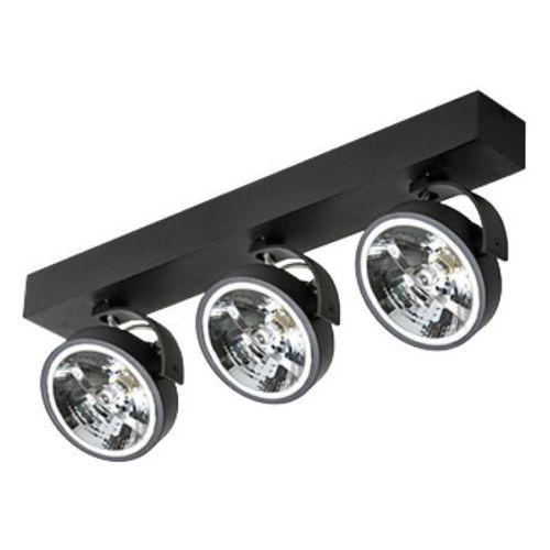 Jerry 3 gm4302 bk 230 v led black reflektor marki Azzardo
