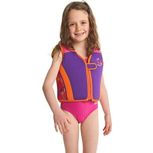Zoggs Mermaid Flower Dzieci różowy/fioletowy 104-110 / 4-5 lata 2018 Akcesoria pływackie i treningowe