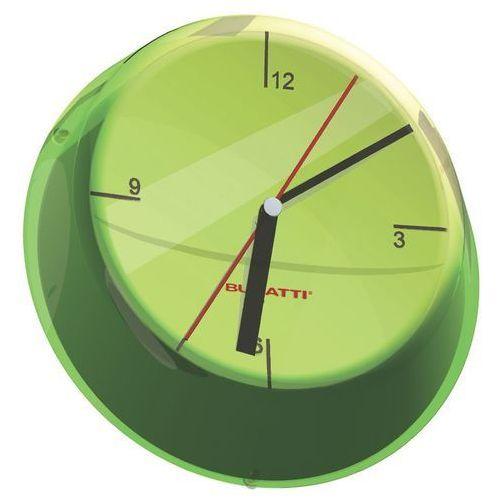 - glamour zegar ścienny, zielony marki Bugatti